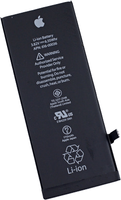 Замена аккумулятора телефона