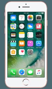 Ремонт телефонов Iphone 7
